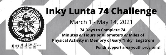 Inky Lunta 74 Challenge